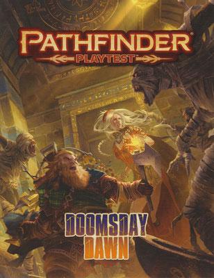 Pathfinder Playtest - Rollenspiele, Brettspiele und mehr