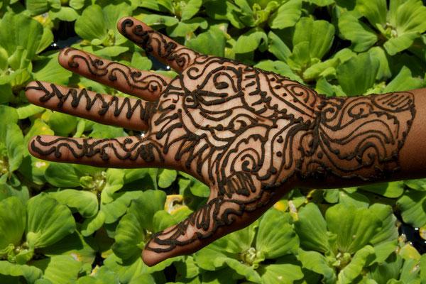 INDIEN   Henna