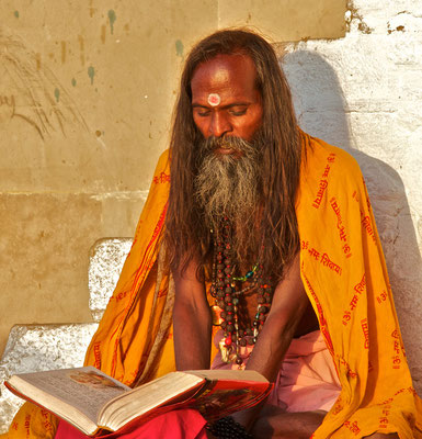 INDIEN  Holy Man