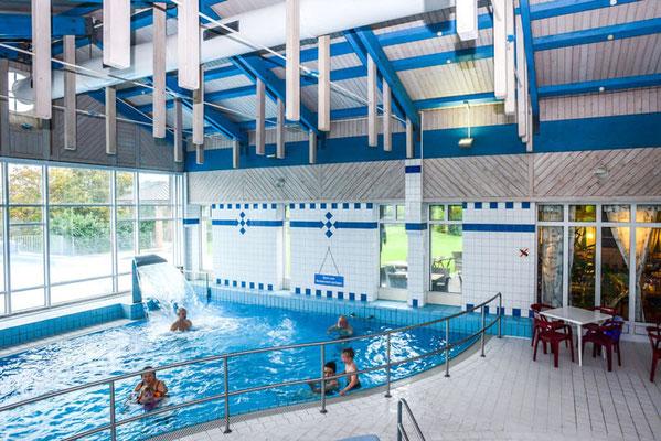 Nichtschwimmerbecken im Freizeitbad Edingen-Neckarhausen - Foto: Marcus Schwetasch