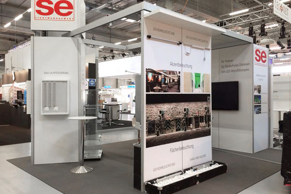 SE Lightmanagement AG, ElectroTec Bern 2014
