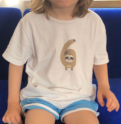 T-Shirts Zahlentiere 6