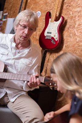 Ullis Studio Hamburg - Gitarrenunterricht für Kinder