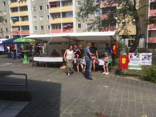 """Jugendforum und """"Partnernschaft für Demokratie"""" OPR"""