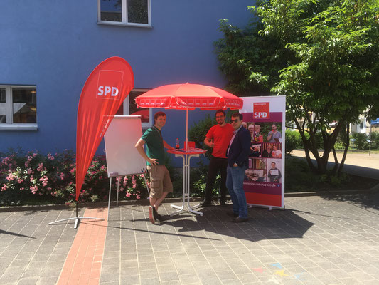 SPD Stand