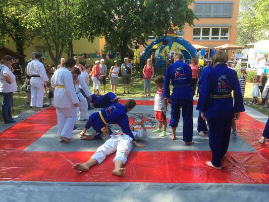 Kempo Kung Fu zum mitmachen