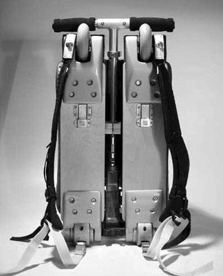 prototypenstudie für einen multifunktionsroller