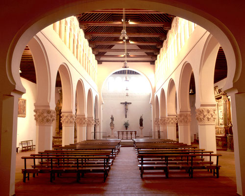 Iglesia del Corpus Christi. Antigua Sinagoga Mayor.