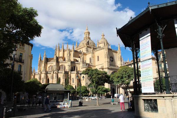 Hotel Restaurante San Miguel en Segovia