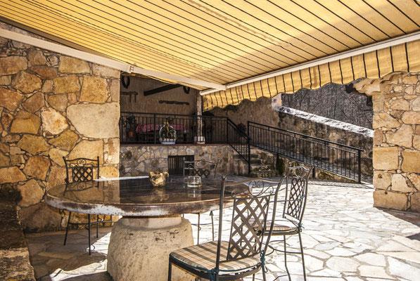 Casa rural La Fuente de Poval en Caballar