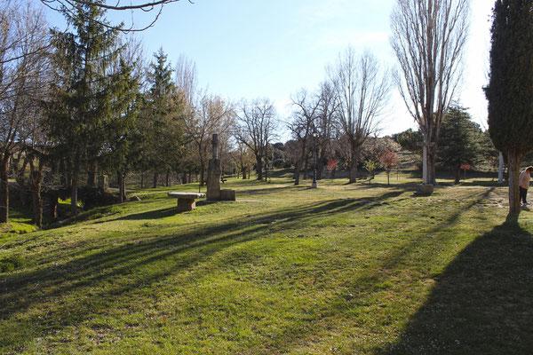 Ermita de Ntra. Sra. de Adrada en Otero de Herreros (Segovia)