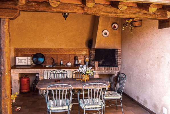 Casa rural La Fuente del Monte en Caballar