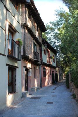 Calle Marqués de Villena