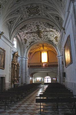 Santuario de El Henar en Cuéllar