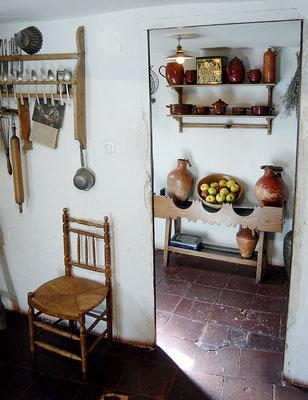 Casa de Antonio Machado en Segovia