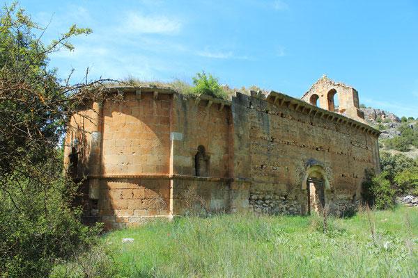 Parque Natural Hoces del Río Riaza. Ermita del Casuar