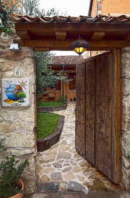 El Planeta Escondido, Casa rural en Losana de Pirón (Segovia)