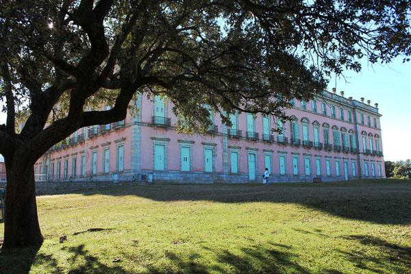 Palacio de Riofrío