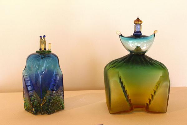 Fundación del Vidrio. Real Fábrica de Cristales de La Granja
