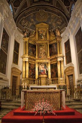 Iglesia de San Andrés en Segovia