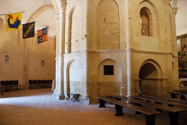 Iglesia de La Vera Cruz en Segovia