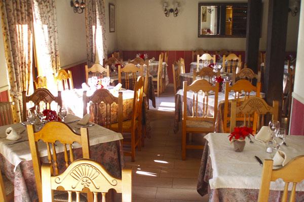 Restaurante Segovia en La Granja