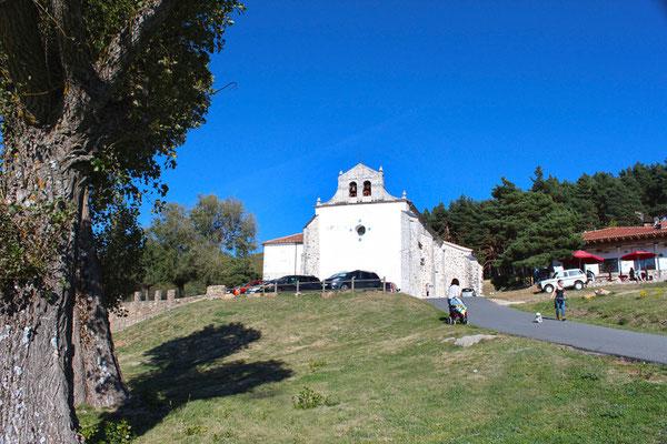 Ermita de Hontanares en Riaza