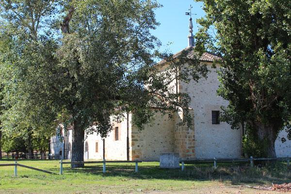 Ermita del Bustar en Carbonero el Mayor