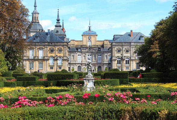Palacio Real desde los Jardines