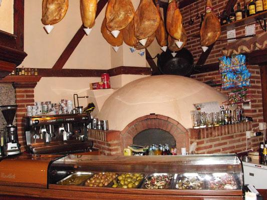 Restaurante El Chorrillo de Palazuelos de Eresma