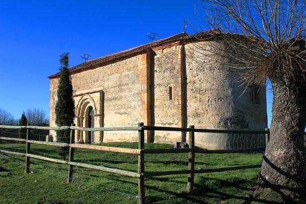 Ermita de Ntra. Sr. del Soto en el Soto de Revenga
