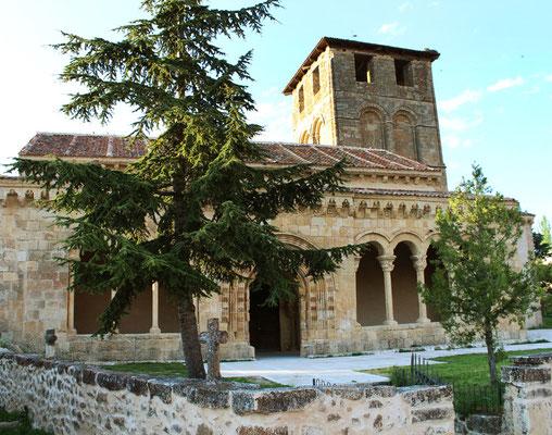 Iglesia de San Miguel en Sotosalbos