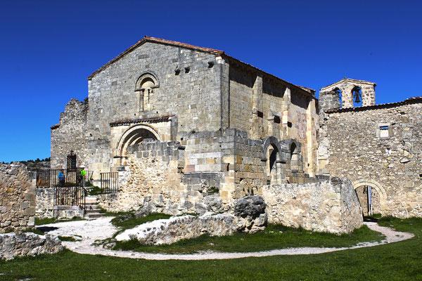 Ermita de San Frutos en Segovia