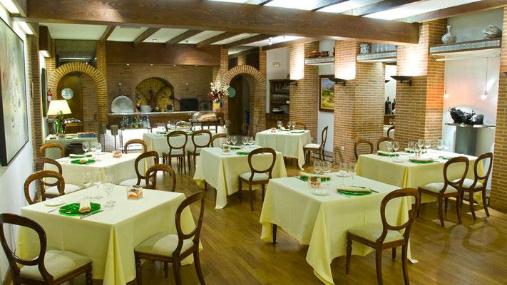 Restaurante La Cocina de Segovia del Hotel Los Arcos