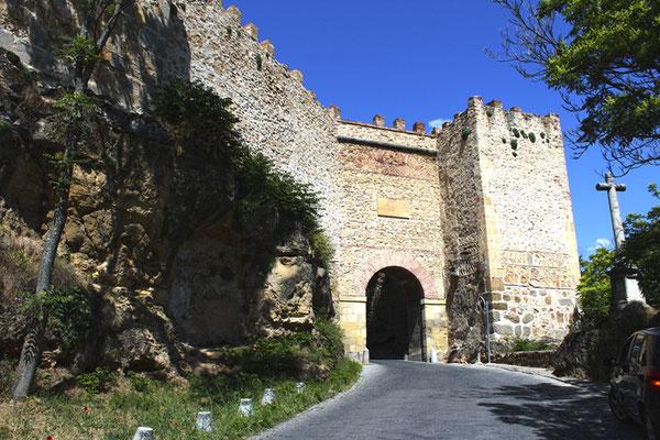 Puerta de San Cebrián