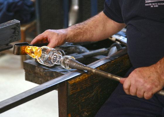 Real Fábrica de Cristales de La Granja. Fundación del Vidrio