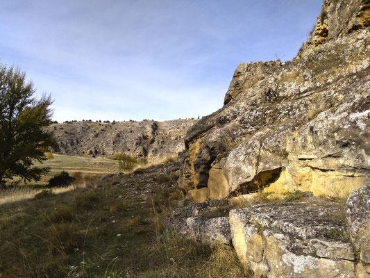 Cañones en la Senda del Río San Juan