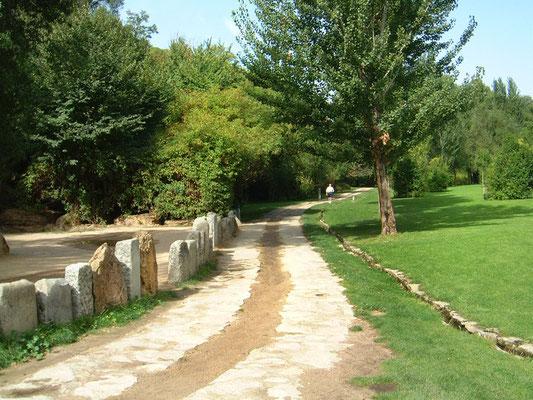 La Hontanilla y Valle del Clamores