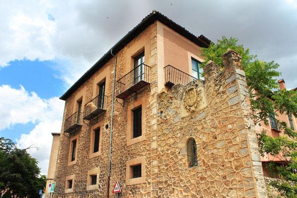 Casa del Marqués de Lozoya