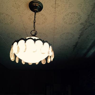 ナイス!この照明は本当に素敵!