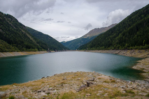 Lago Belviso :) or Diga di Frera