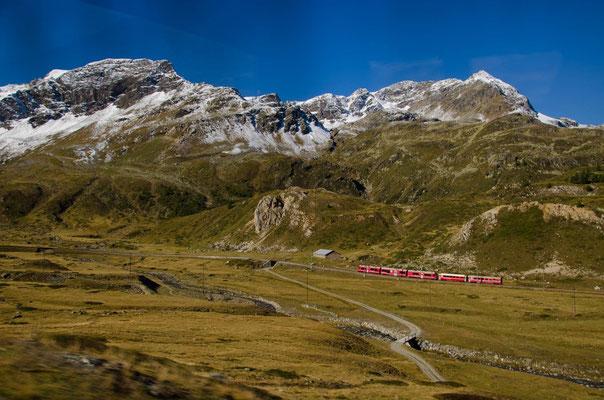 Near Bernina Pass