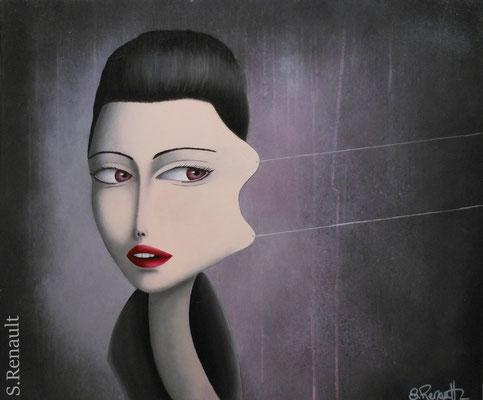 Finding Beauty (73x60 cm) 2013