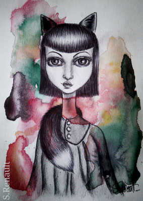 Renarde-Toi (15x10 cm) 2014