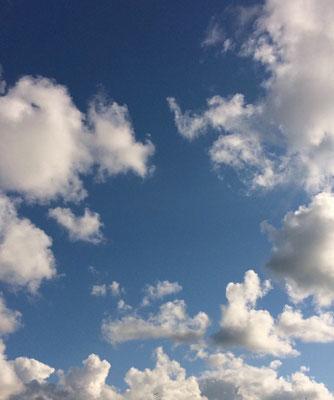 Ein ganzes Wochenende lang tanzen und dem Himmel in dir vertrauen und einfach loslassen