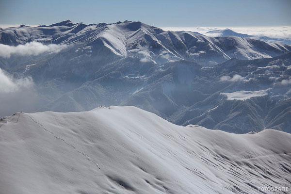 Gudauri: Mount Chrdili