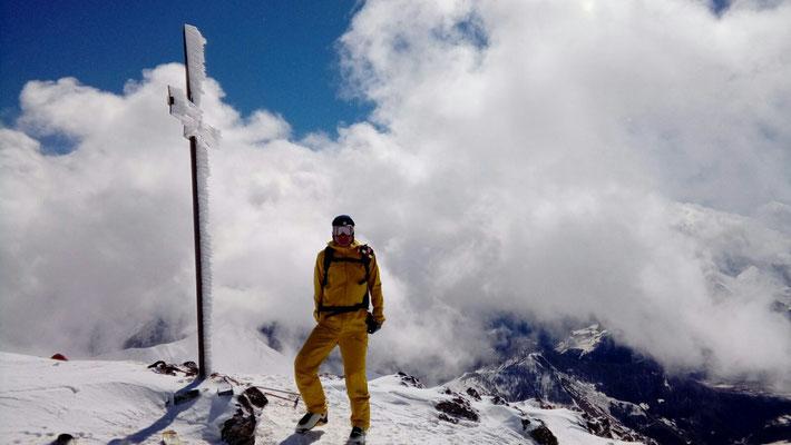 Gudauri: Mount Kubedi