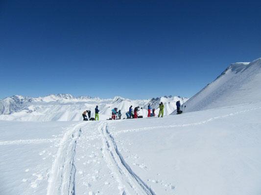 Gudauri: Mount Sazdele