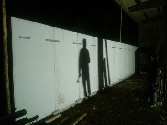 die Mauer ;)