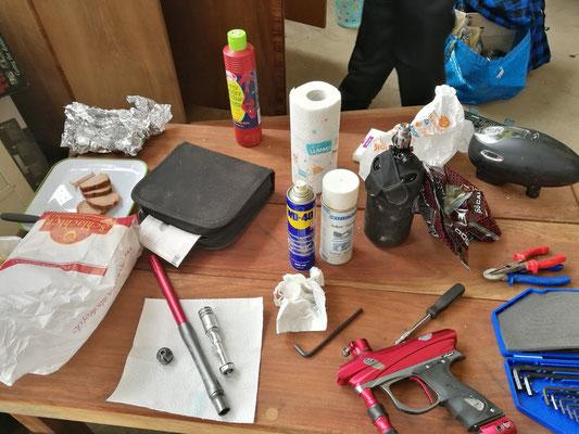 Vorbereitung ;)